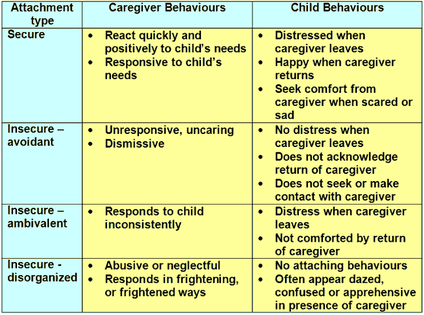 Developmental Psychology Early Social Development